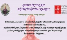 Gebelik Yogası Eğitici Eğitimi Kursu