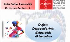 Kadın Sağlığı Hemşireliği Konferans Serileri -1