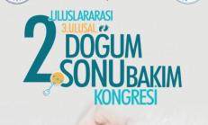 2. Uluslararası 3. Ulusal Doğum Sonu Bakım Kongresi